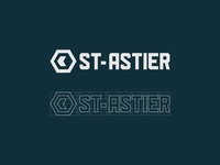ST-ASTIER - Branding