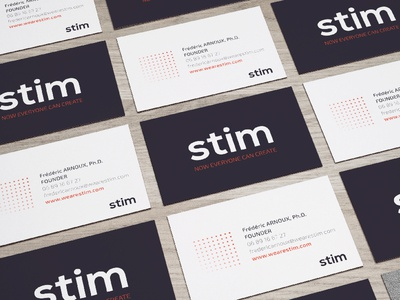 STIM - Business Cards
