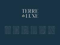 TERRE DE LUNE - Custom font