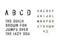 LIBOURNAVELO - Custom Font