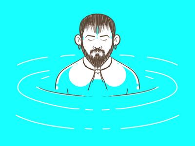 holy bath