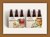 Hopscotch - Packaging