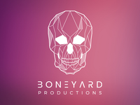 Boneyard productions logo