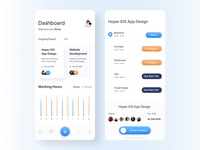 Project Management App UI