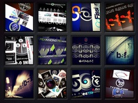 BSF Design Collage