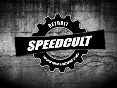 Speedcult Sign