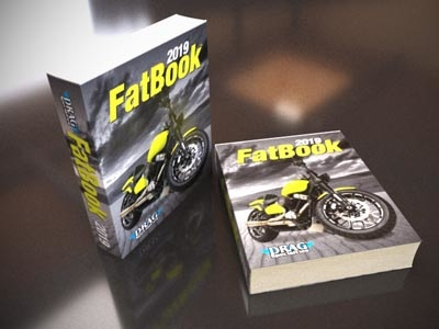 Fatbook Cover Concept