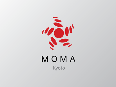Branding concept for the MoMA in Kyoto, Japan.