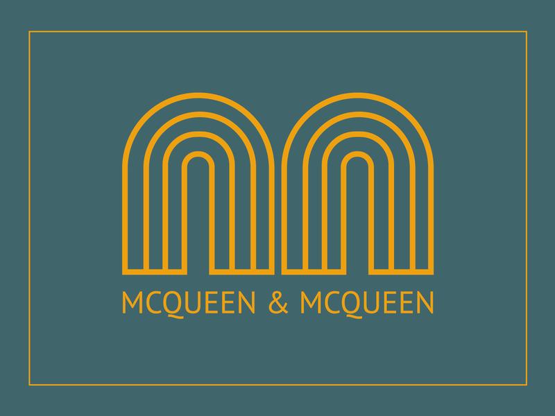 McQueen & McQueen | Logo Design
