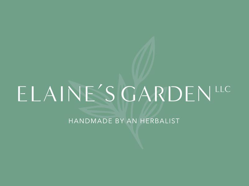 Elaine's Garden Brand Refresh