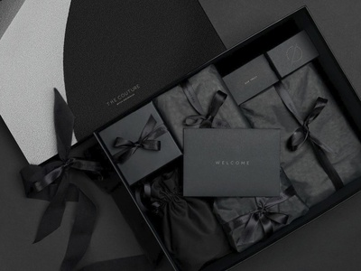 welcome box - The couture