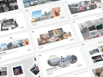 Foto - Photography WordPress Themes for Photographers photographers site photography website template wordpress theme theme
