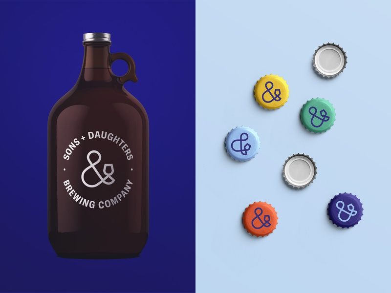 Sons + Daughters Brewing Co. Branded Products