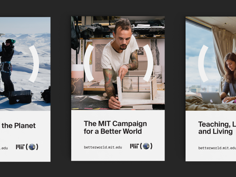 MIT Campaign Launch Event Posters