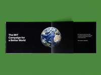 MIT Events Program with Campaign Priorities
