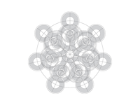 Hydra logo guides