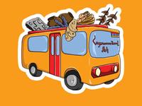 Armenian bus