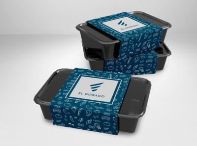 EL DORADO takeout Food box