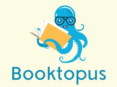Booktopus Logo