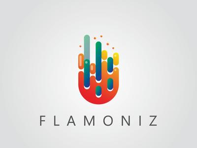 FLAMONIZ logo