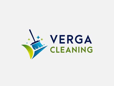 Verga Cleaning Logo
