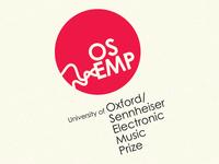 University of Oxford / Sennheiser Electronic Music Prize logo