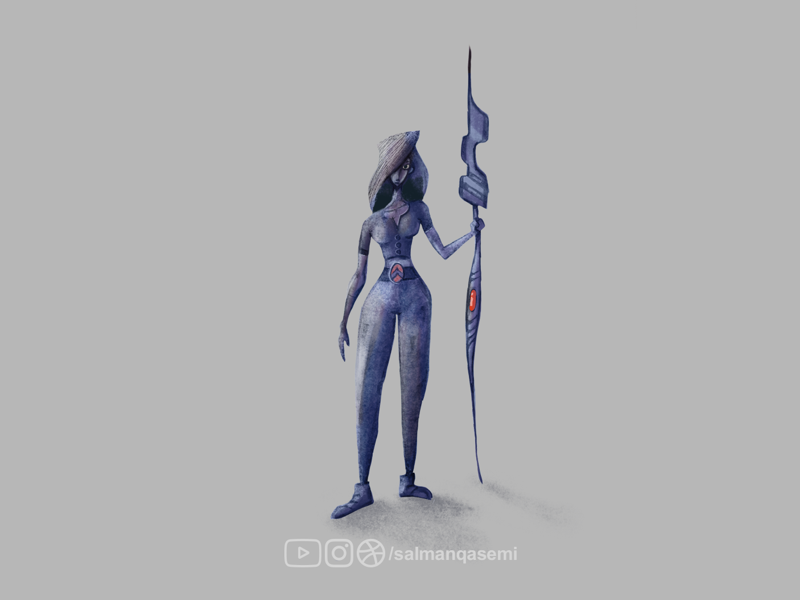 Character Design || Game art