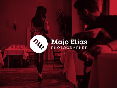 Elias logo illustrator photographer majo elias vector