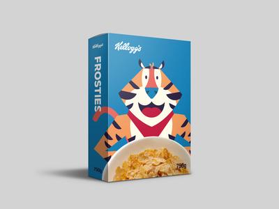 Frosties Minimal Box