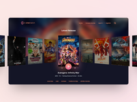 Cinematch Homepage