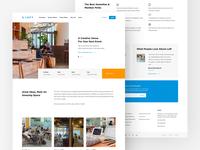 Loft Homepage version 3