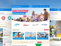 Holiday Park Search