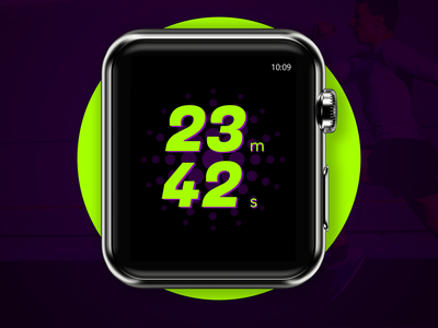 Daily UI 014 wearable sports design applewatch daily 100 ui design dailyuichallange dailyui014 daily 100 challenge dailyui