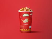 Fun starts with popcorn