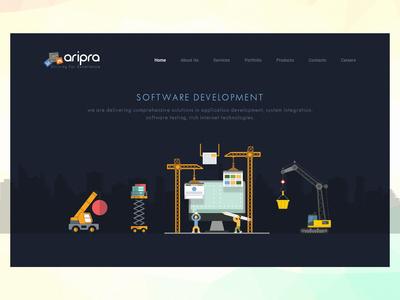 Aripra Software Development Company