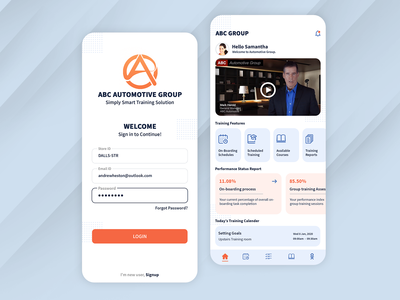 Automotive Group App