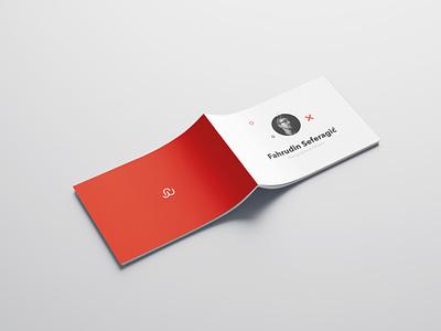 Personal Branding minimalist creative clean design modern brochure design brochure brand design brand brandidentity personal project personal branding branding personal