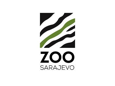 Zoo Sarajevo - Concept Logo zootopia icon vector creative illustration branding design brand identity branding brand modern logo design logo design bosnia sarajevo zoo