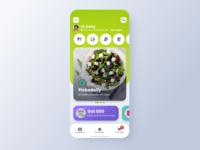 Coupon Shop App Concept