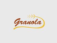 50 Daily Logo Challenge Day 22 - Granola Company