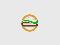 50 Daily Logo Challenge Day 33 - Burger Restaurant