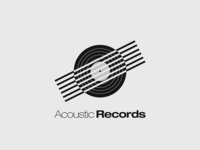 50 Daily Logo Challenge Day 36 - Record Company