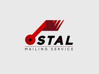 50 Daily Logo Challenge Day 42 - Postal Service