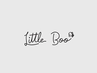 50 Daily Logo Challenge Day 46 - Baby Apparel Brand