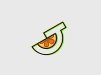 50 Daily Logo Challenge Day 47 - Juice Company
