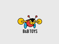 50 Daily Logo Challenge Day 49 - Toy Store