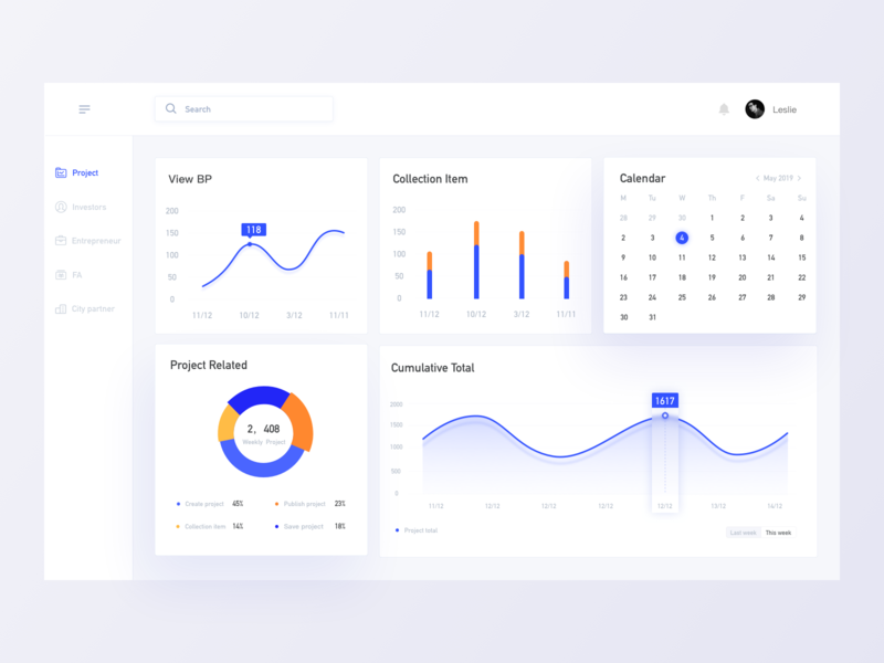 Project management background web design ux ui