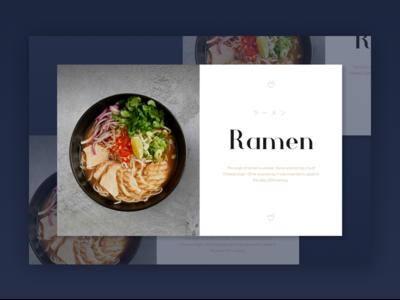 Guide to Ramen