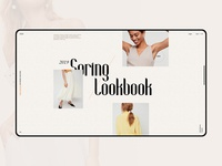 FNS - Lookbook page