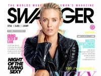 Swagger Magazine Cover